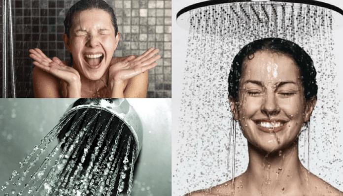 duchas frías