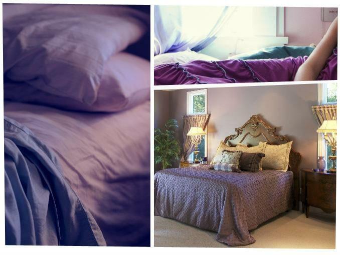 morado y violeta aumentan la actividad sexual
