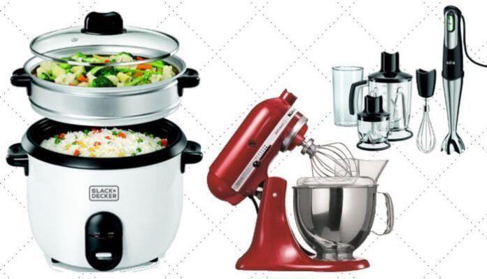 Tiles y pr cticos robots de cocina y otros aparatos para for Aparatos de cocina